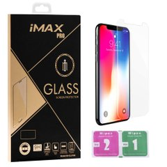 Защитное стекло iMAX 3D iPhone 6 Plus/6S Plus Black